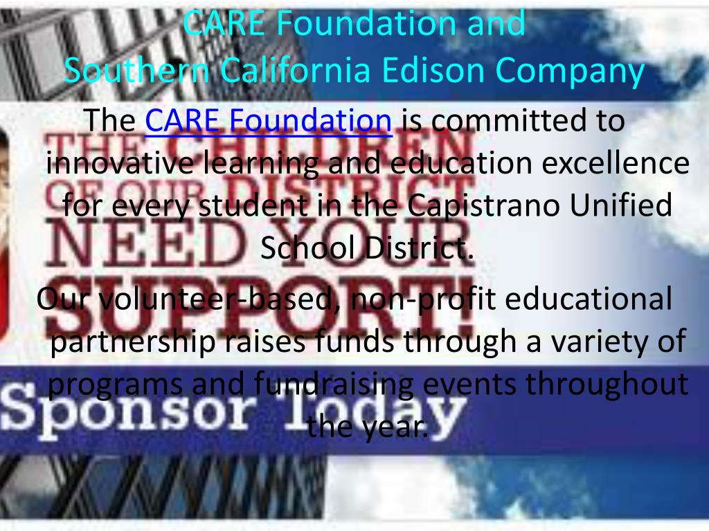 CARE Foundation and