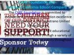 care foundation and southern california edison company