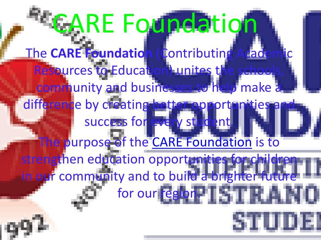 care foundation l.