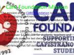 care foundation mission