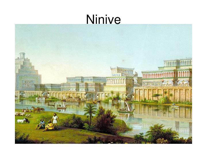 Ninive