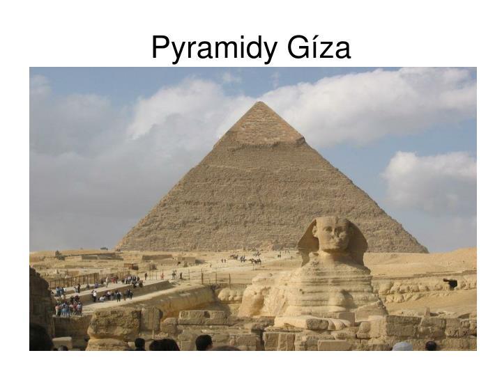 Pyramidy Gíza