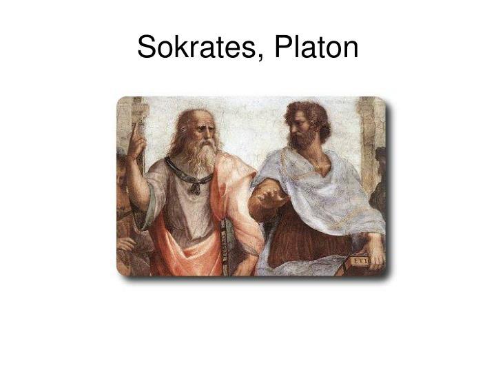 Sokrates, Platon