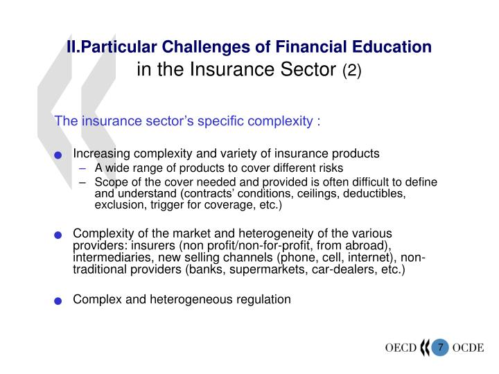 improving financial education and awareness on insurance and private pensions oecd publishing