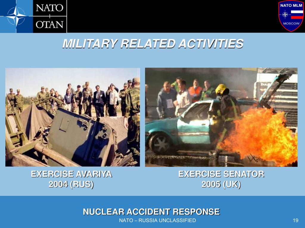 MILITARY RELATED ACTIVITIES