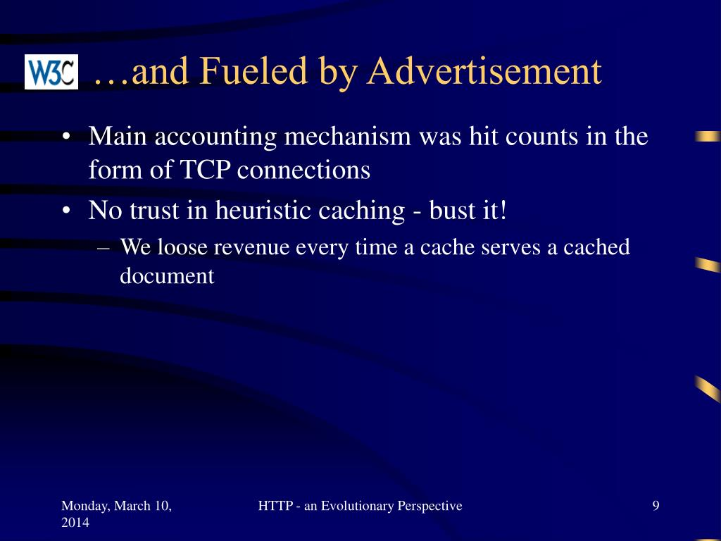 …and Fueled by Advertisement