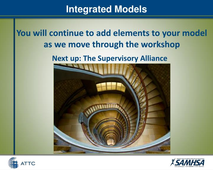 Integrated Models