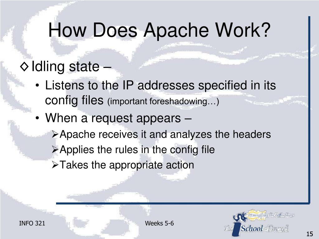 How Does Apache Work?