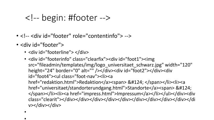 <!-- begin: #footer -->