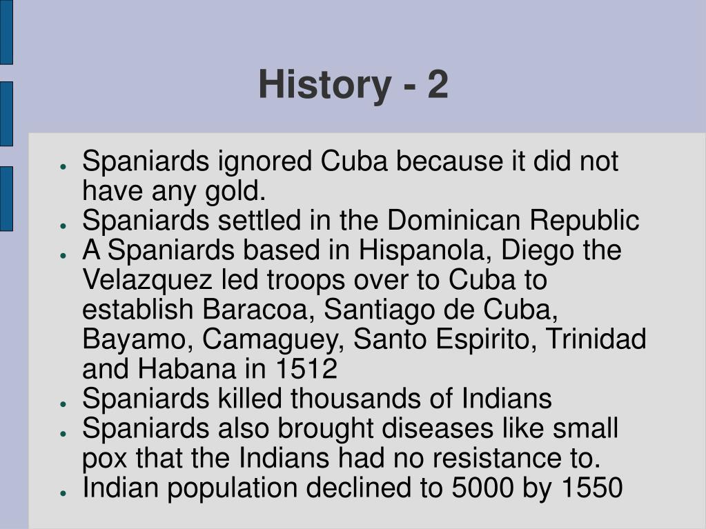 History - 2
