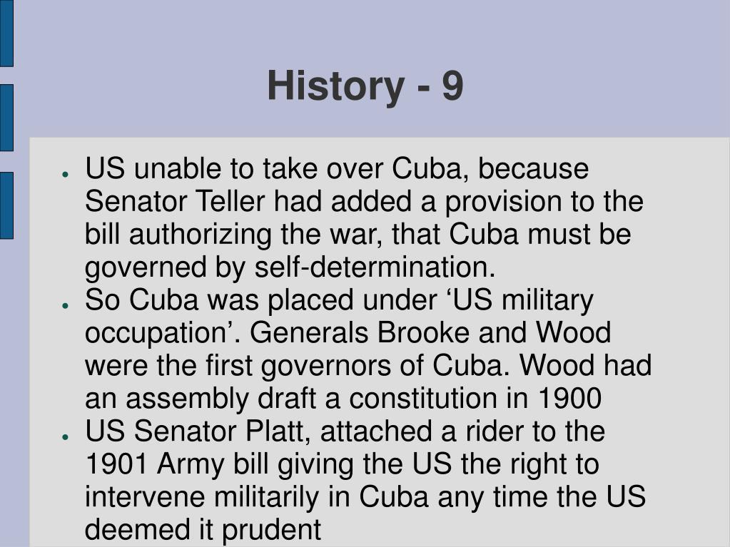 History - 9