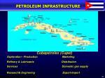 petroleum infrastructure