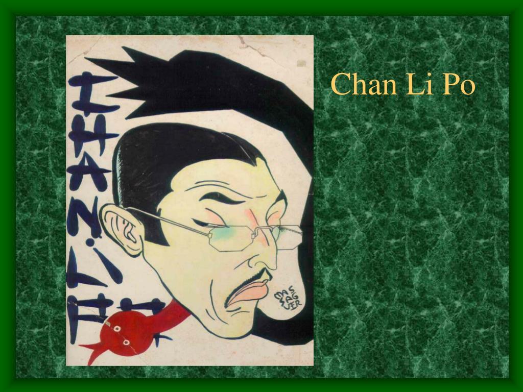Chan Li Po