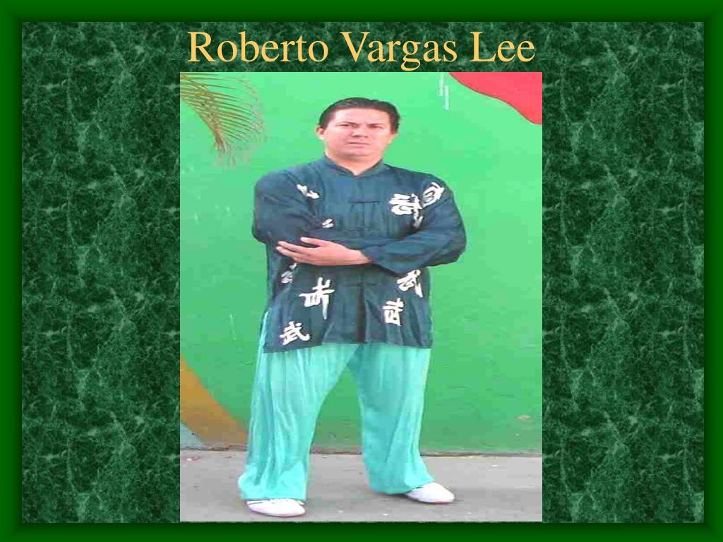Roberto Vargas Lee