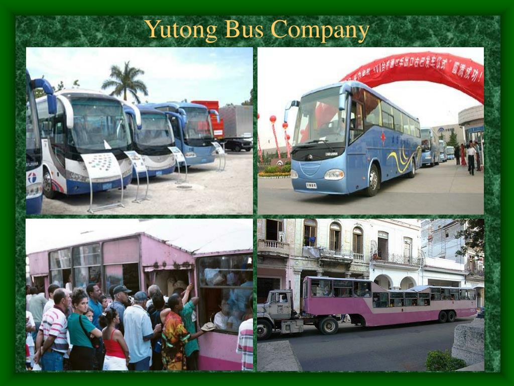 Yutong Bus Company