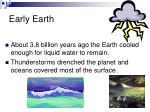 early earth11