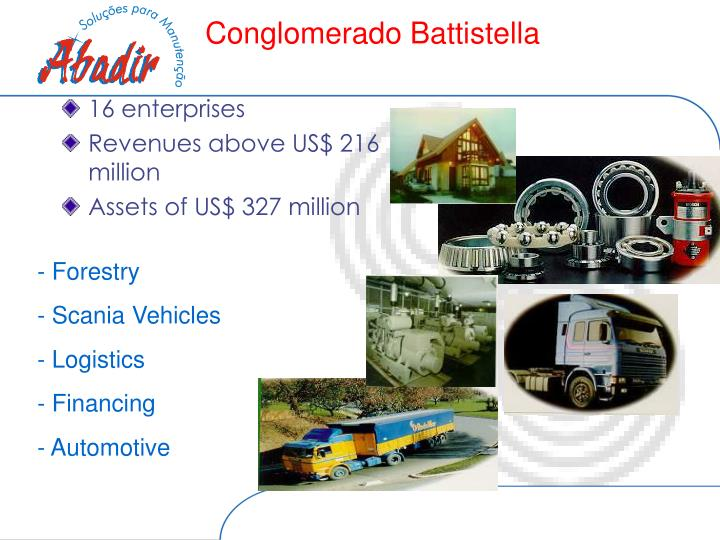 Conglomerado battistella
