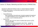 section iv resale marketing and bulk access to whois data