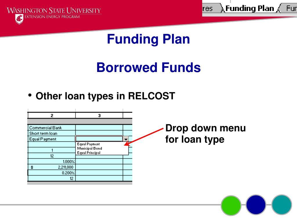 Funding Plan