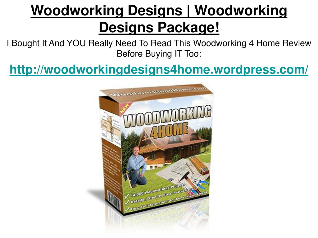 Woodworking Designs | Woodworking Designs Package!