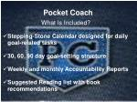 pocket coach8