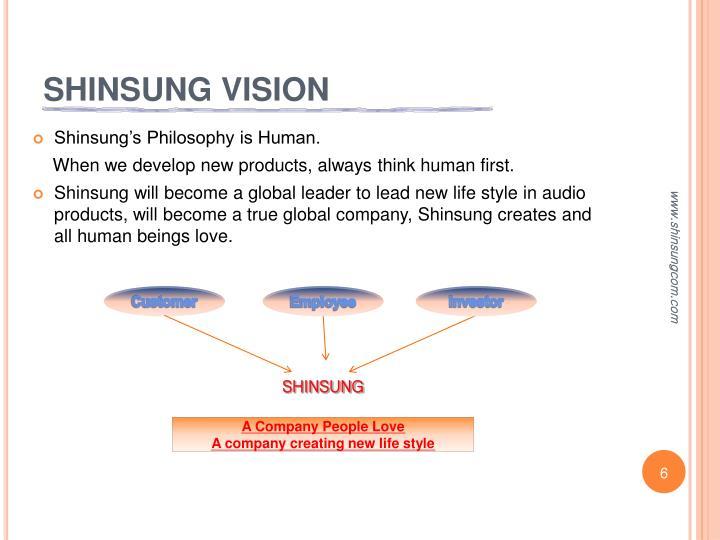 SHINSUNG VISION