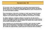 convenio n m 122