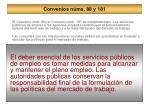 convenios n ms 88 y 18117