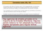 convenios n ms 88 y 18118