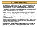 convenios n ms 88 y 18121
