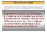 recomendaci n n m 18927