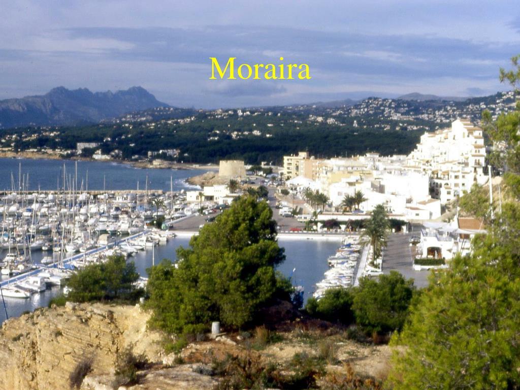 Moraira