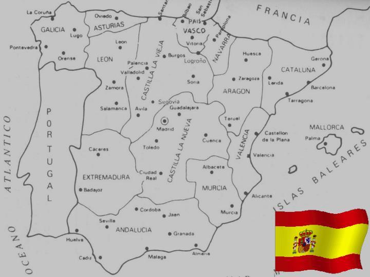 Spain south east