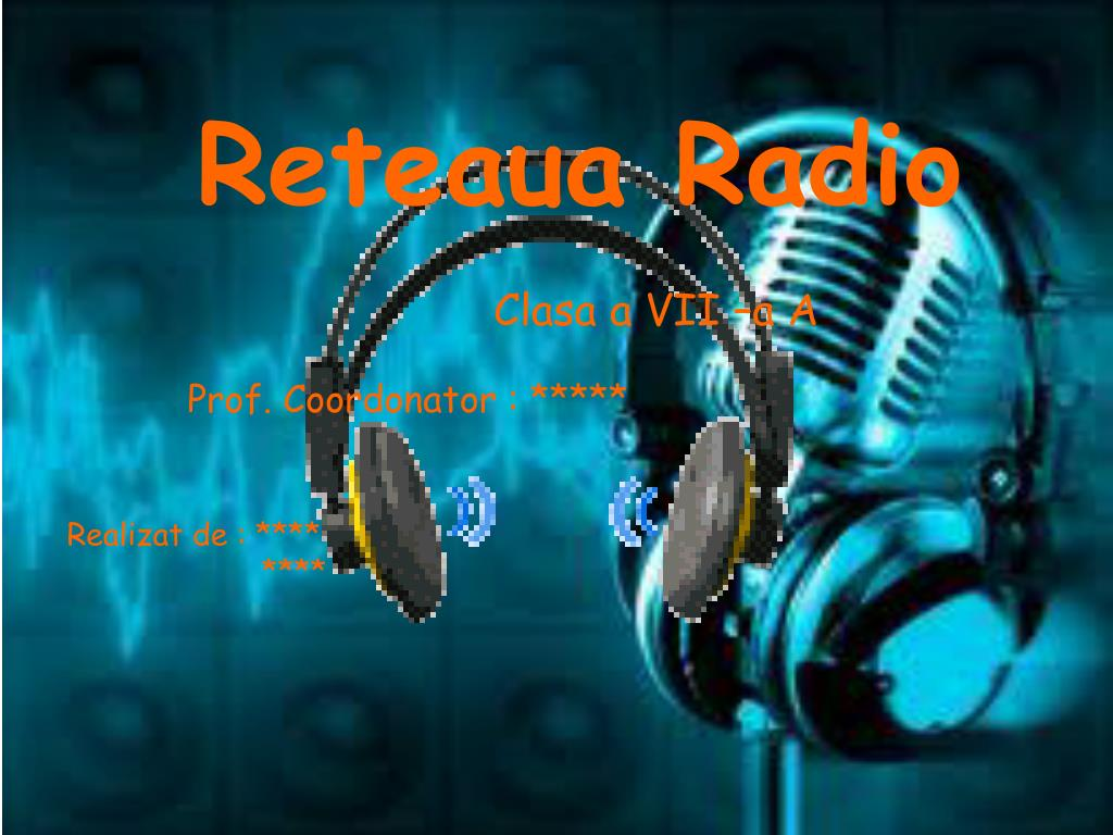 Reteaua Radio