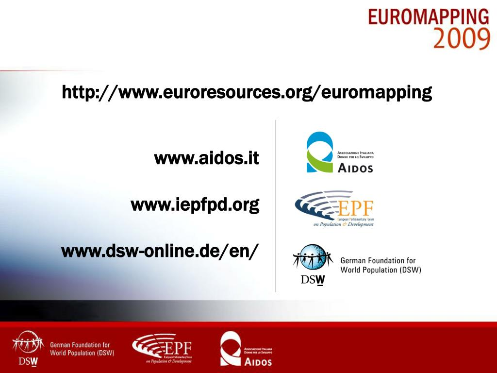 http://www.euroresources.org/euromapping