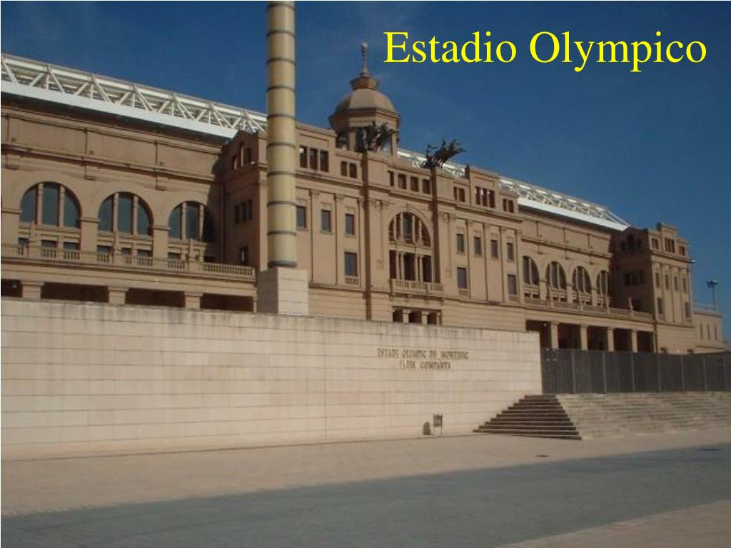Estadio Olympico