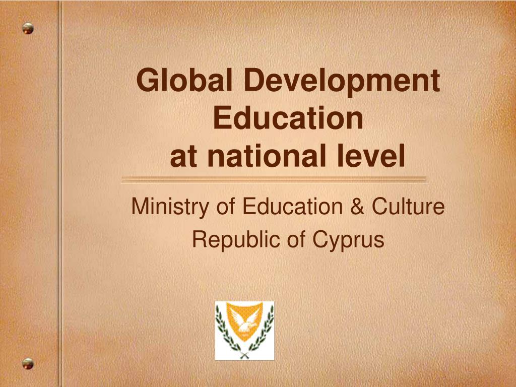 Global Development Education
