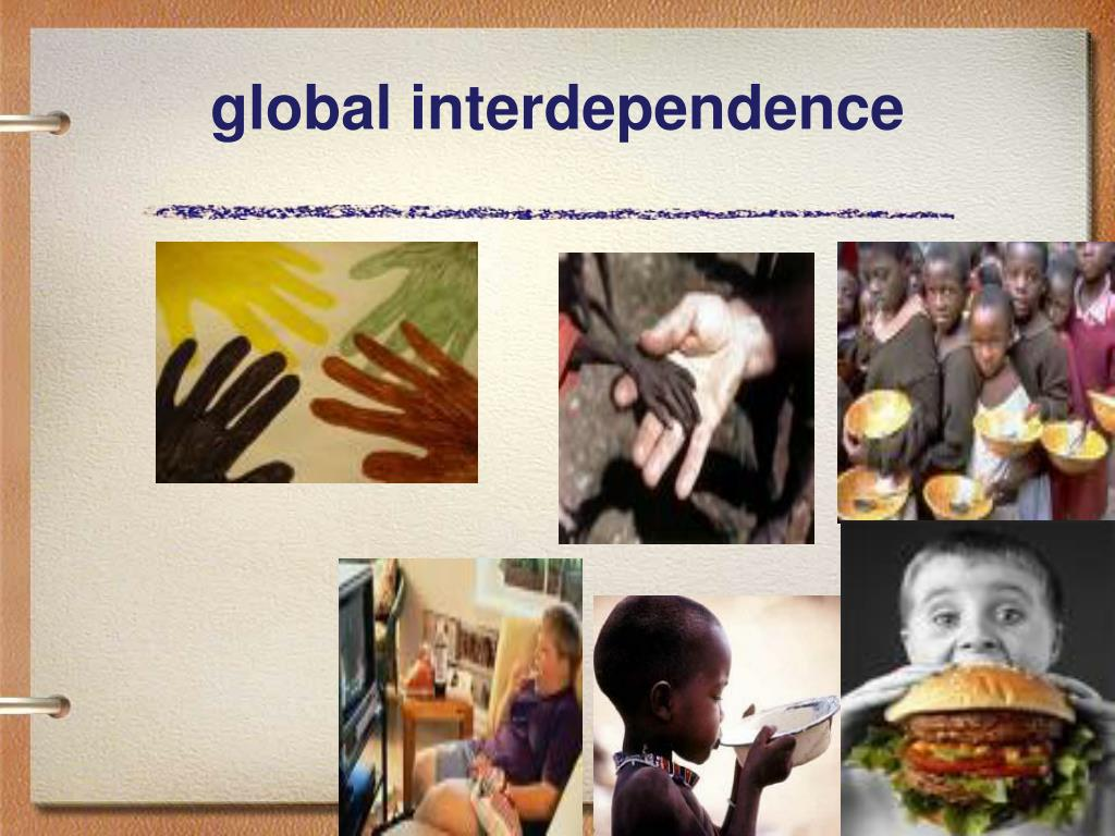 global interdependence