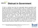 distrust in government6