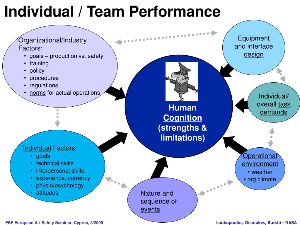 Individual / Team Performance