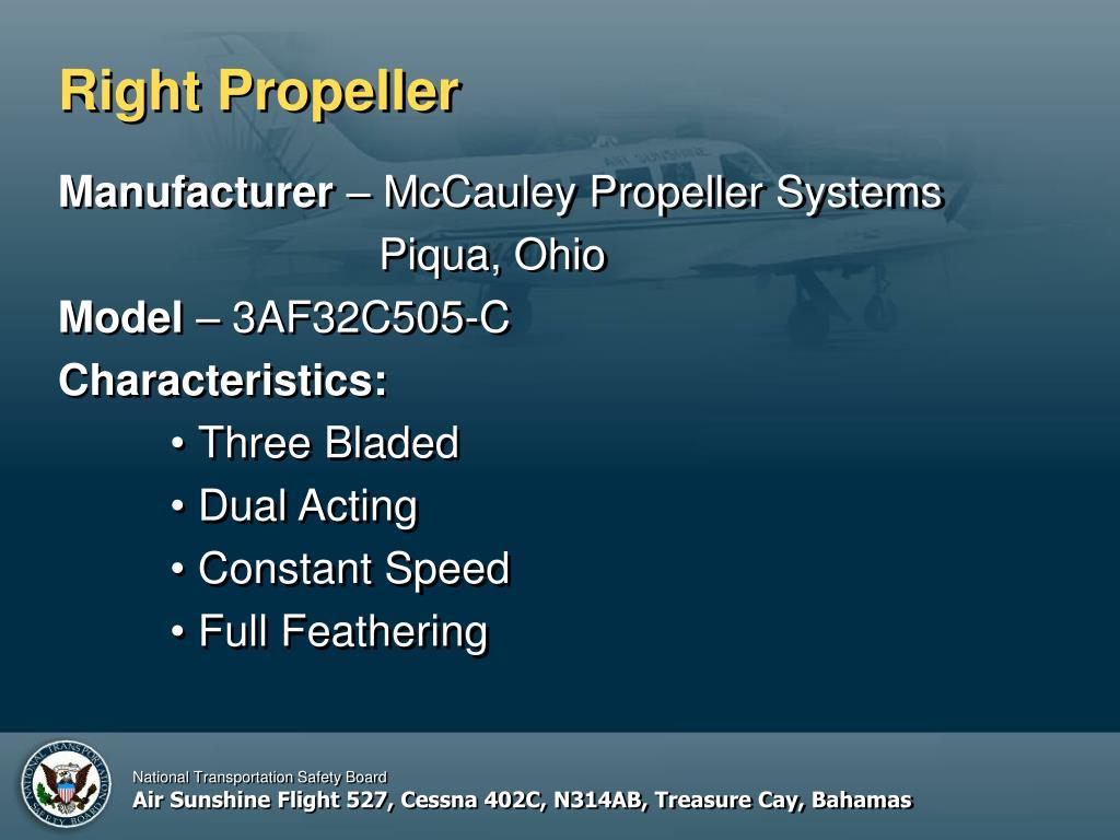 Right Propeller