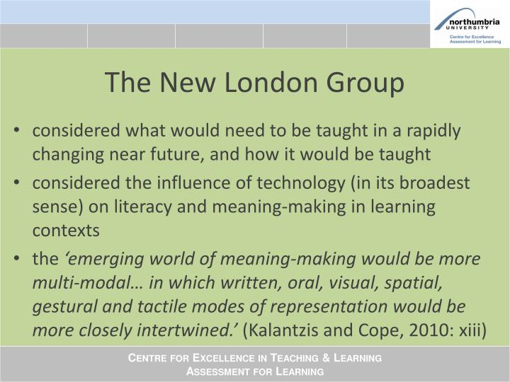The New London Group