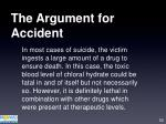 the argument for accident52