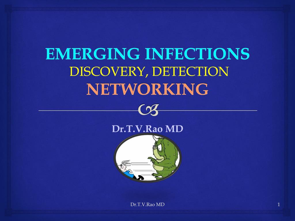 emerging infections discovery detection networking l.