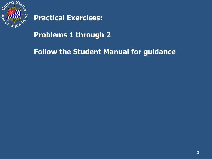 Practical Exercises: