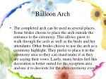 balloon arch6