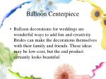 balloon centerpiece11
