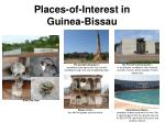 places of interest in guinea bissau
