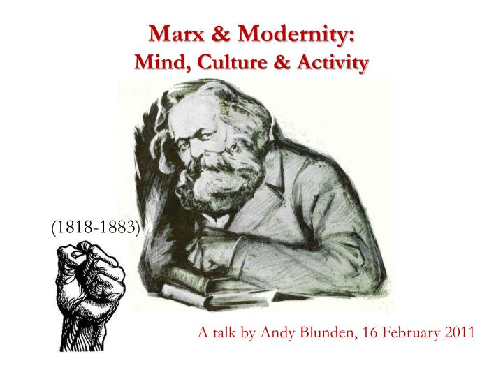 thesis on feuerbach marx