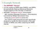 5 example network